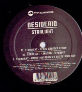 Desiderio - Starlight